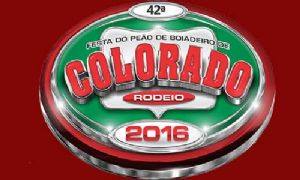 42ª FESTA DO PEÃO DE COLORADO (PR) - 2016